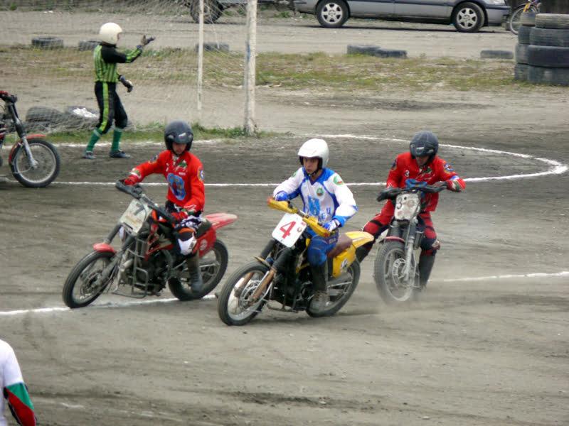 Игры Центрально-европейской лиги 2014 по мотоболу.