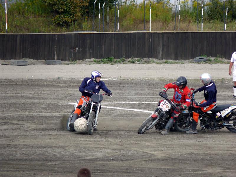 Центрально-европейская лига по мотоболу 2013.