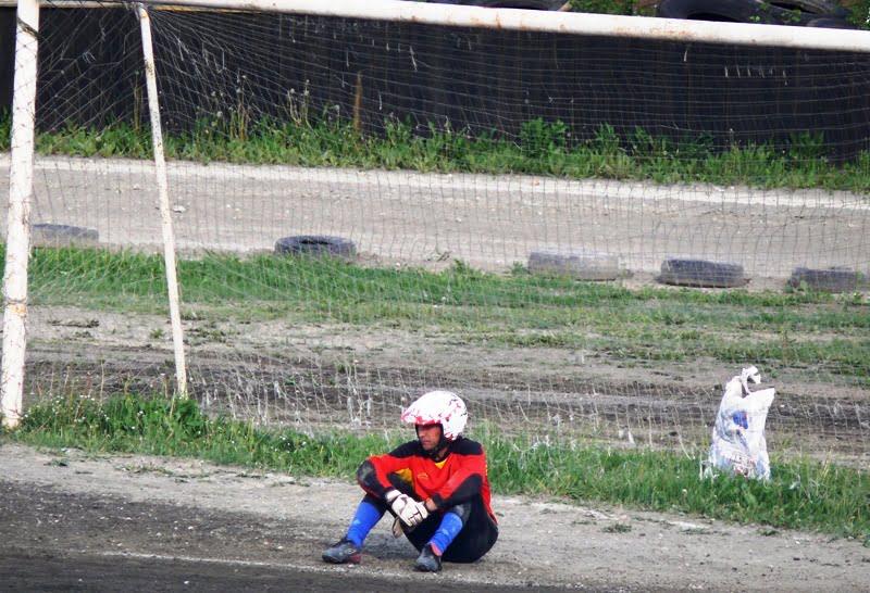 Центрально-европейская лига по мотоболу 2014. Мотобол на стадионе Заря. Заря Минск-Бартува Скуодас Литва.